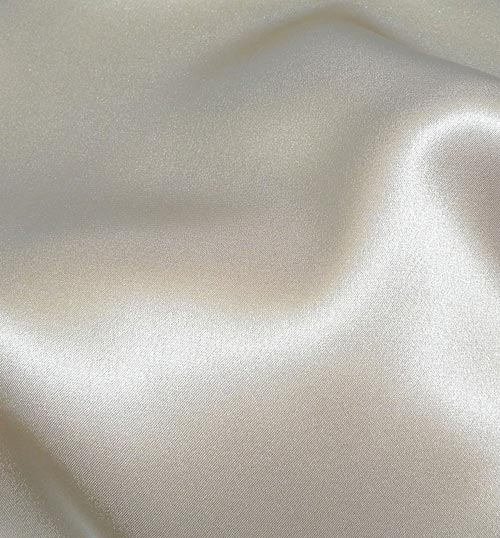 Crepe Satin Silk-1806W - 04 Antique Ivory