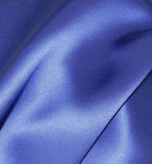 Crepe Satin Silk-1806W - 394 Deep Water
