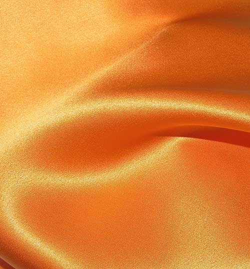 Crepe Satin Silk-1806W - 401 Sunburst