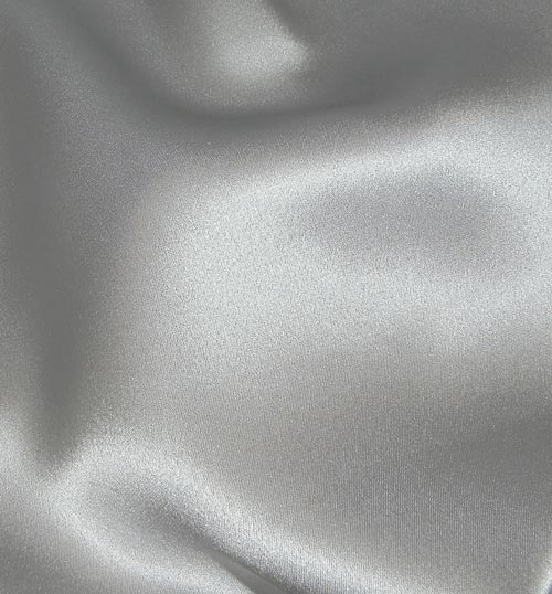 Crepe Satin Silk-1806W - 403 Lilac Grey