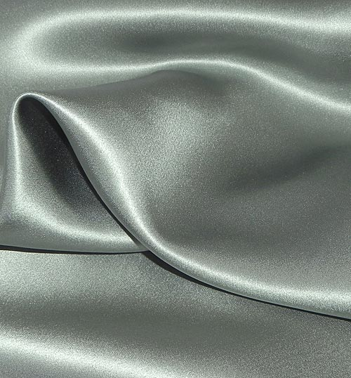Crepe Satin Silk-1806W - 408 Shaded Green