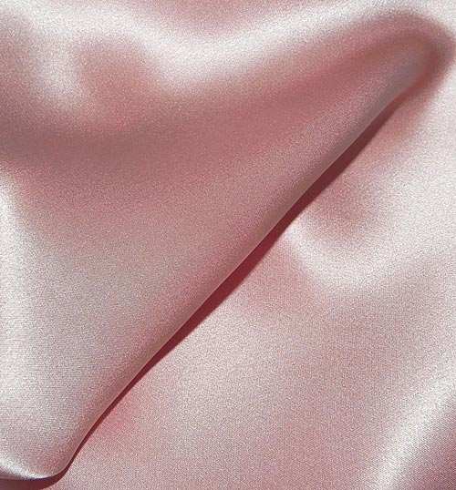 Crepe Satin Silk-1806W - 431 Shrimp