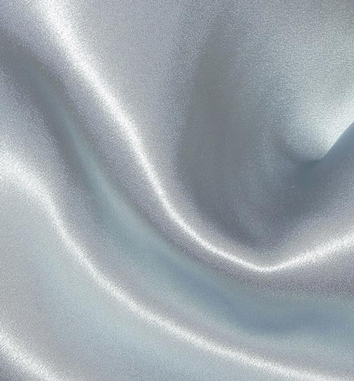 Crepe Satin Silk-1806W - 872 Pacific