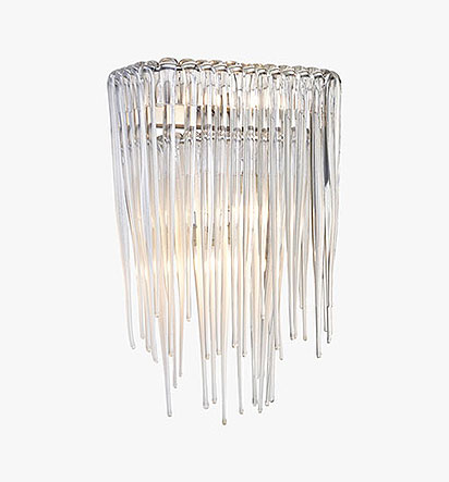 Icicle Wall Light
