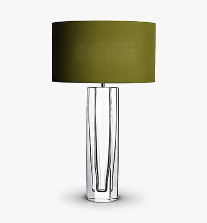 Diamond Column Lamp Large