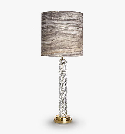 Ice Column Lamp