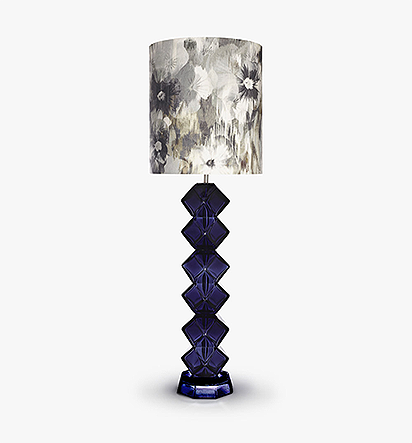 Diamond Cluster Lamp